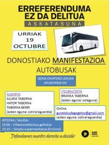 Autobusak Donostia